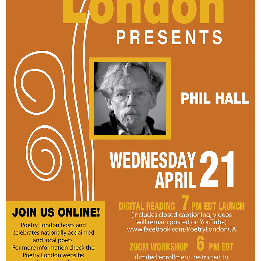 Phil Hall ·Poetry London