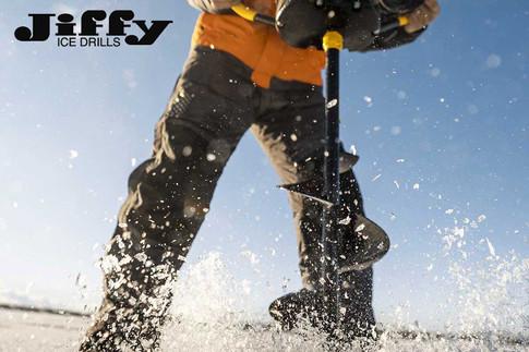 Jiffy Ice Drills
