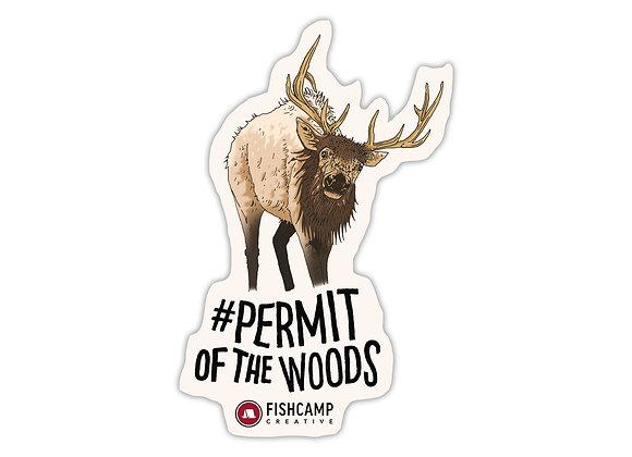 #PermitOfTheWoods Elk