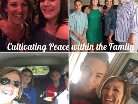 Cultivating Peace within the Family