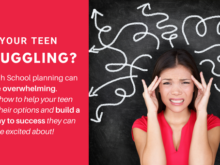 Why It's Important to Help Your Teen Explore All Their Options