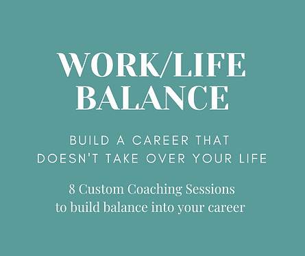 Educator Work/Life Balance Coaching Package