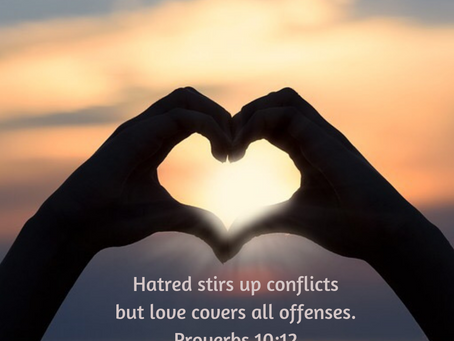 Love or Hate: Your Choice Matters