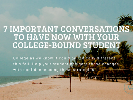 Give Your College-Bound Student the Best Chance at Success in School this Fall