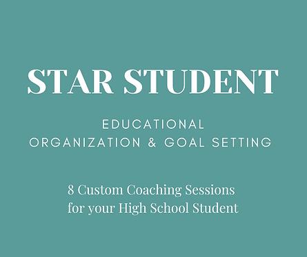 Star Student Custom Coaching Package