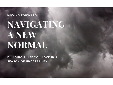 Navigating a New Normal (part 2)