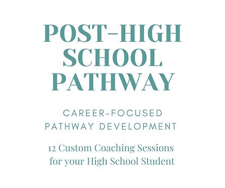 Post-Graduation Pathway Custom Coaching Package