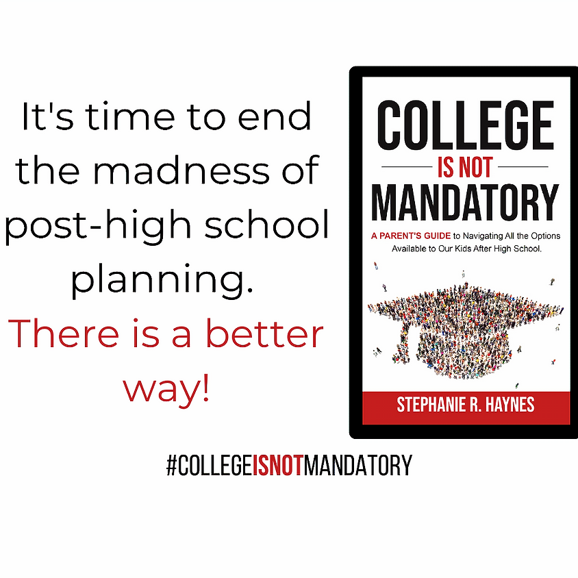 Building Success for Your High School Student May 13, 2021
