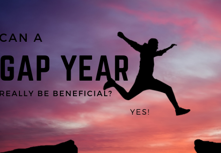 Can A Gap Year Really Be Beneficial? Yes!