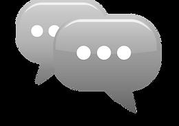 chat bubbles b&w.png