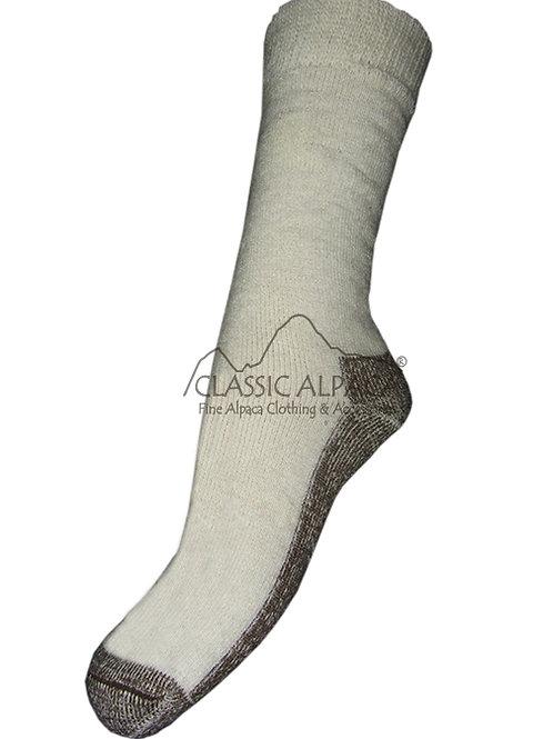 Alpaca Socks - Hiker