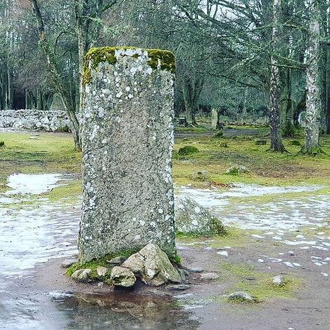 Clava stones Inverness