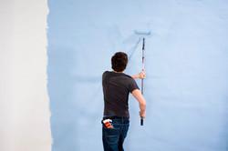 wall painting renovation dream home pena
