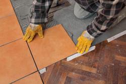 floor tiles renovation dream home penang