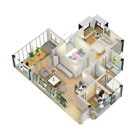DreamHome Interior Design 3D.png