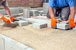 brick floor renovation dream home penang