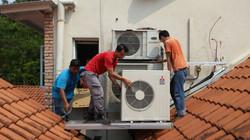 aircon compressor renovation dream home