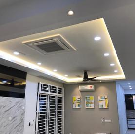 Interior Design Kitchen cabinet Dapur Pe