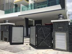 auto-gate renovation design dream home p
