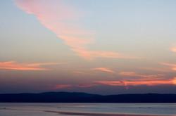 Lochidaal sunset