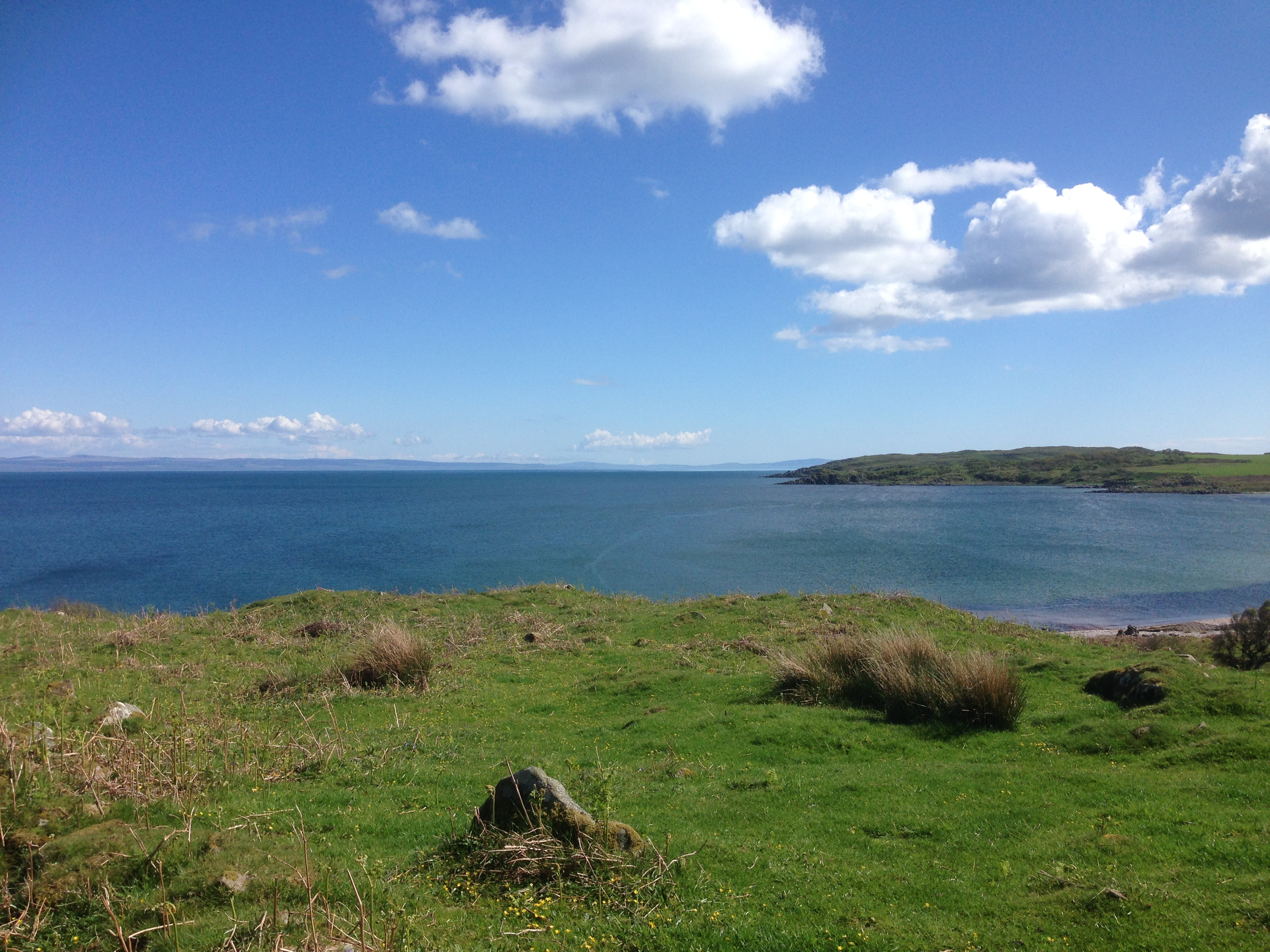 View to Kintyre