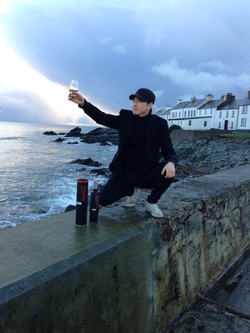 A toast to the spirit of Islay
