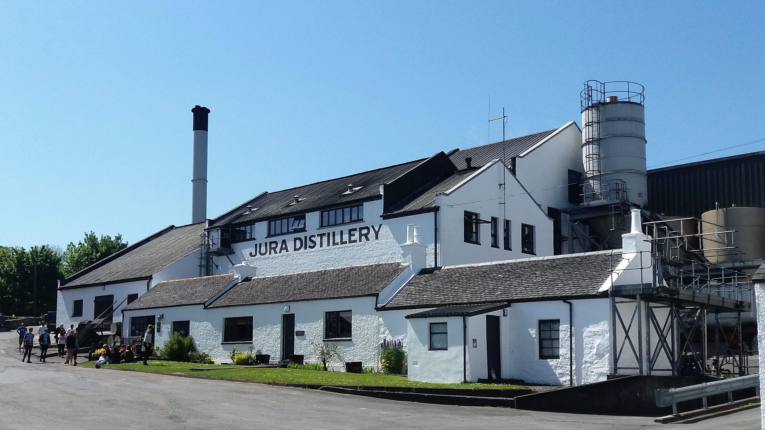 Isle of Jura Distillery