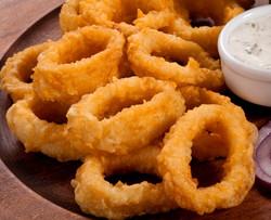Ocean fresh Calamari Rings