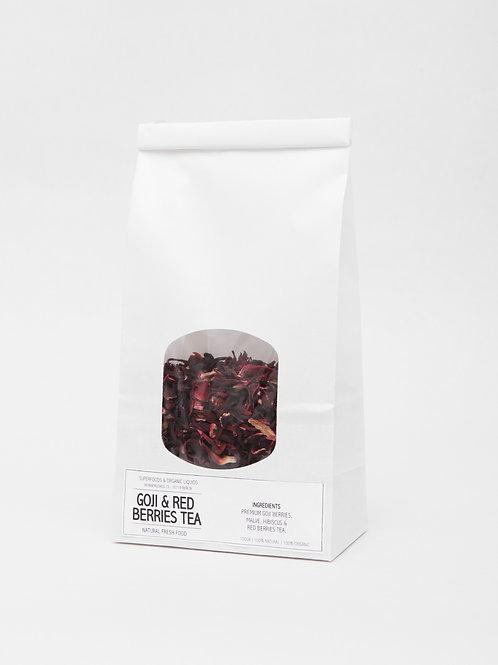 GOJI & RED BERRIES TEA