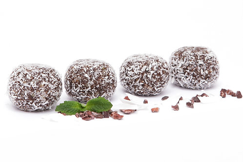 COCONUT & CHIA BLISS BALLS