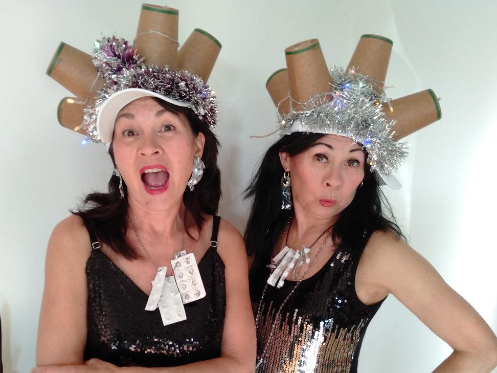The Sparkle Sisters-sustainability festival. 1.jpg