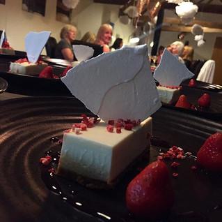 White Chocolate and Strawberries 🍓 last