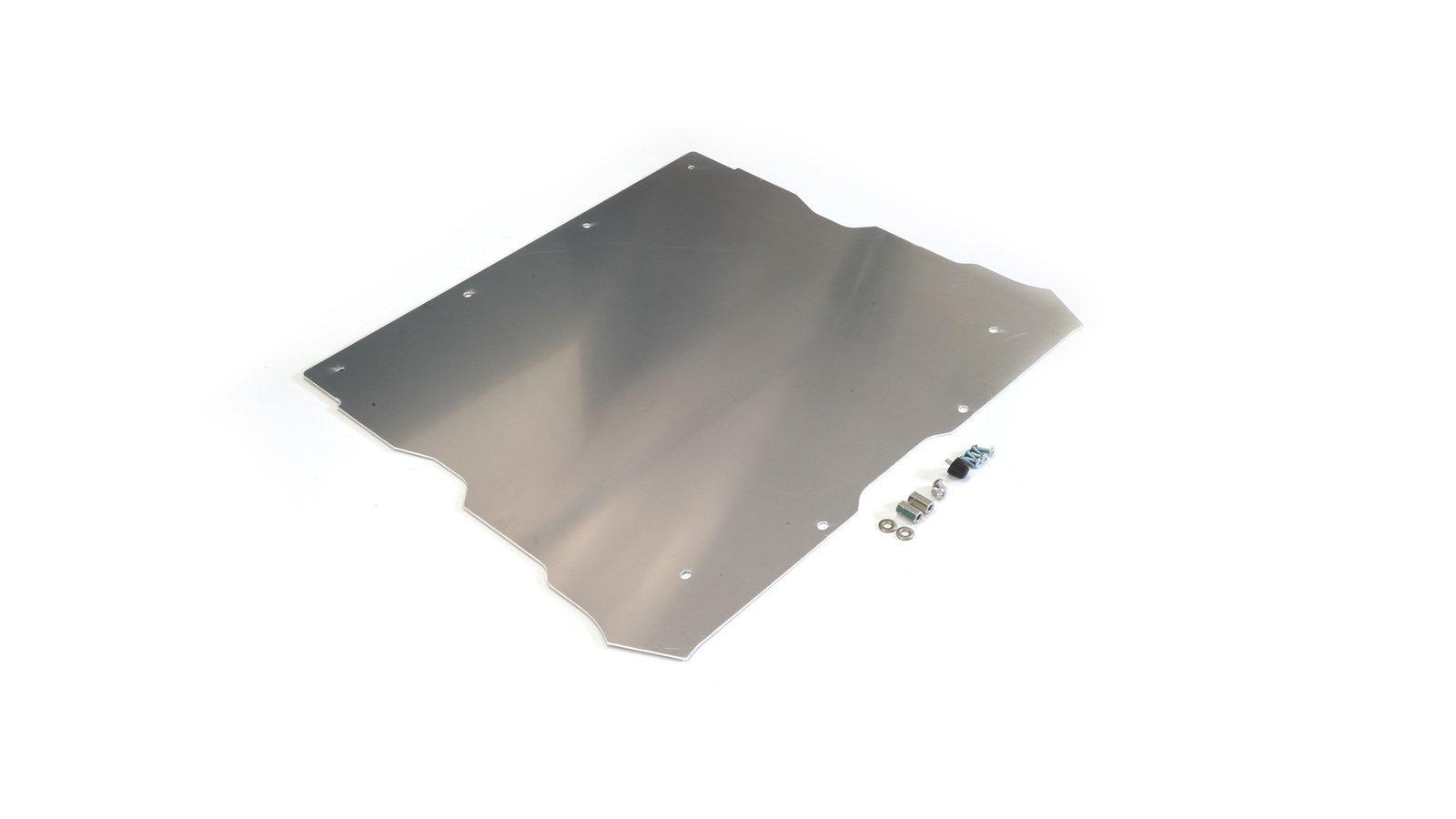 Front Skid Plate Installation