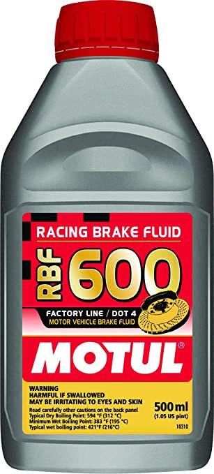 High Performance DOT4 Brake Fluid Flush