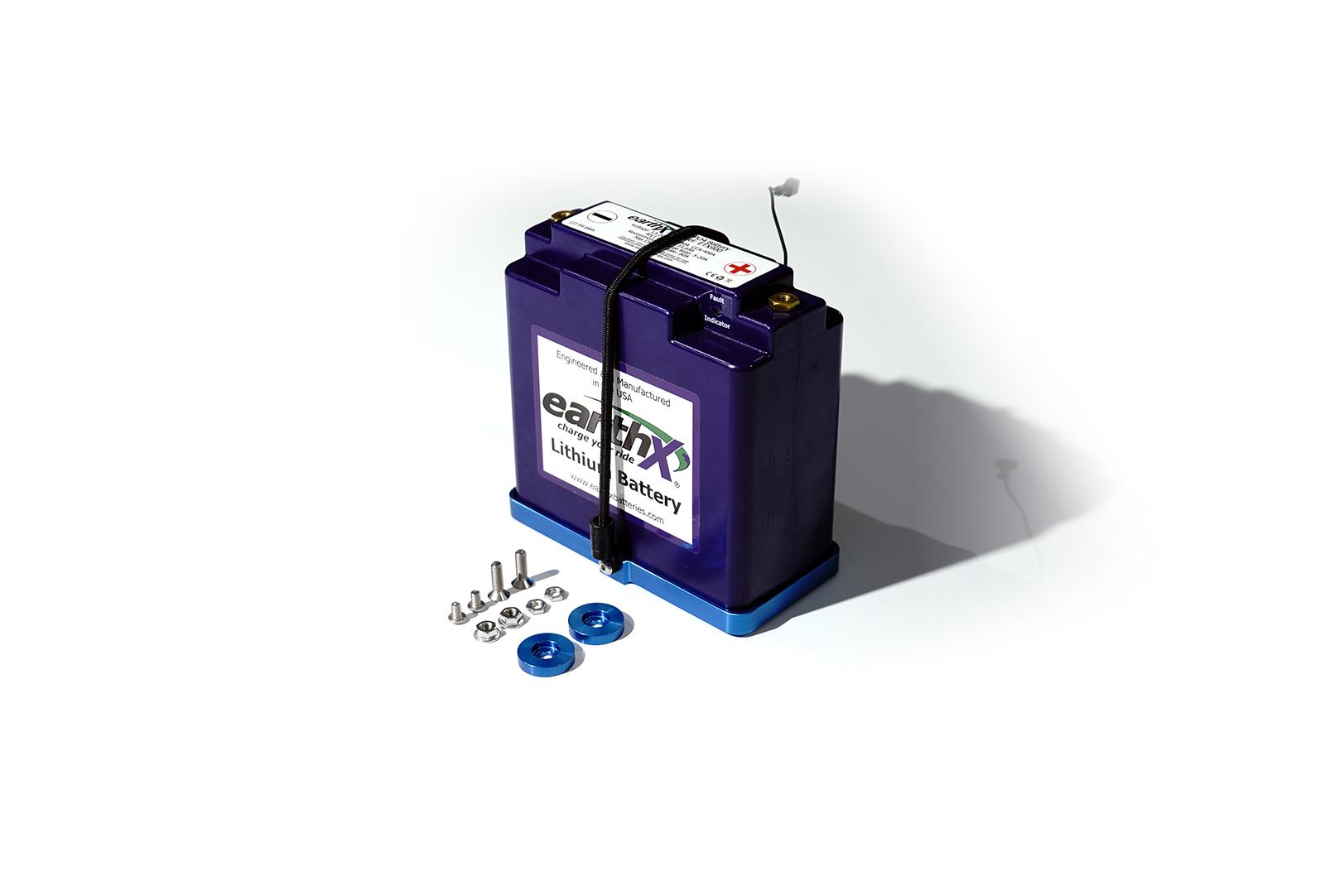 Lithium Battery Installation