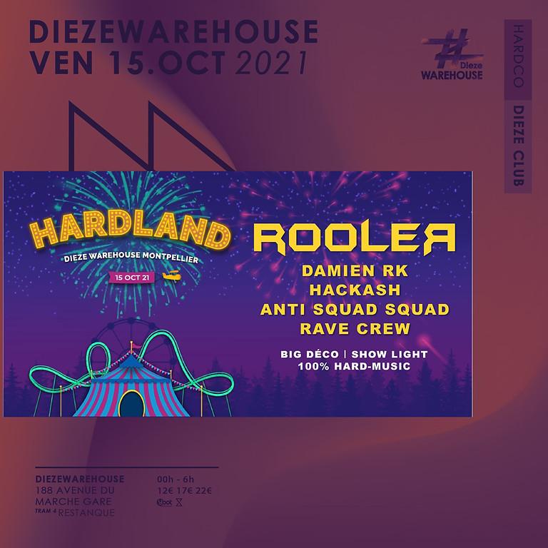HARDLAND 01   Rooler, Damien RK & more