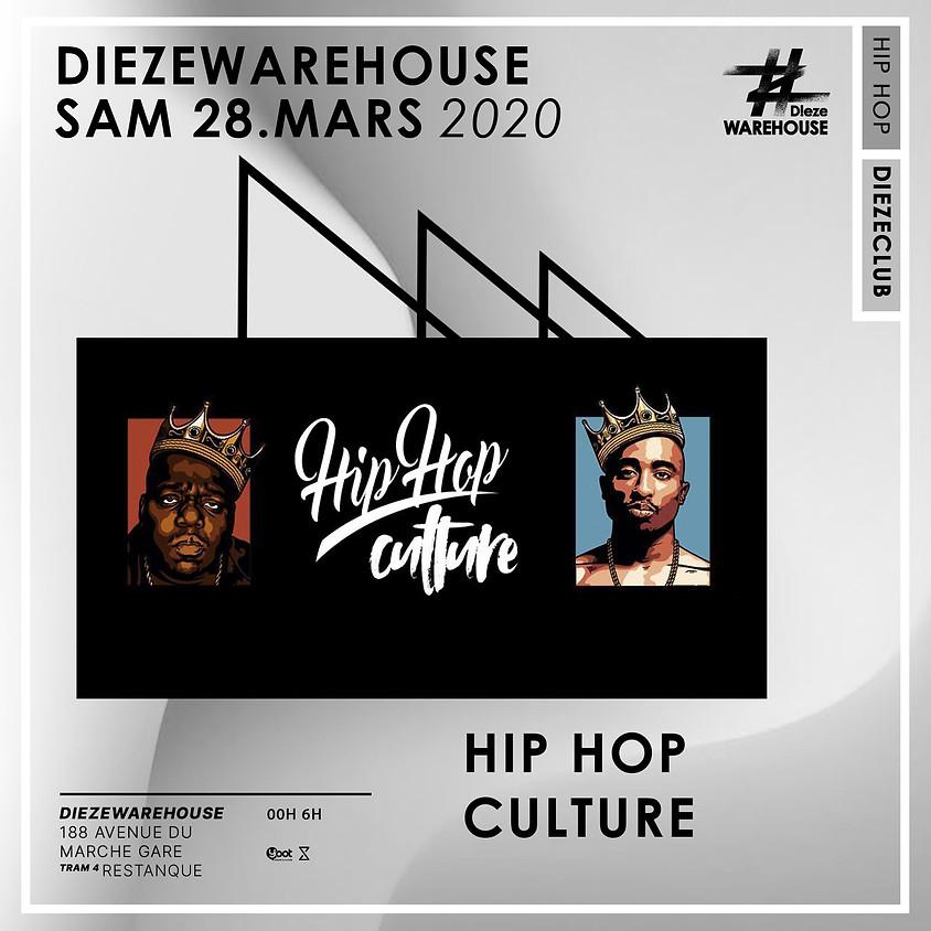 Hip Hop Culture - Montpellier
