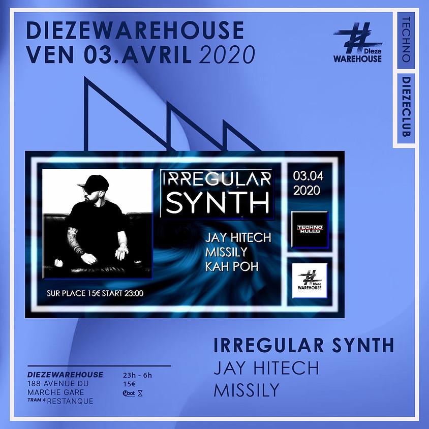 Techno Rules présente Irregular Synth