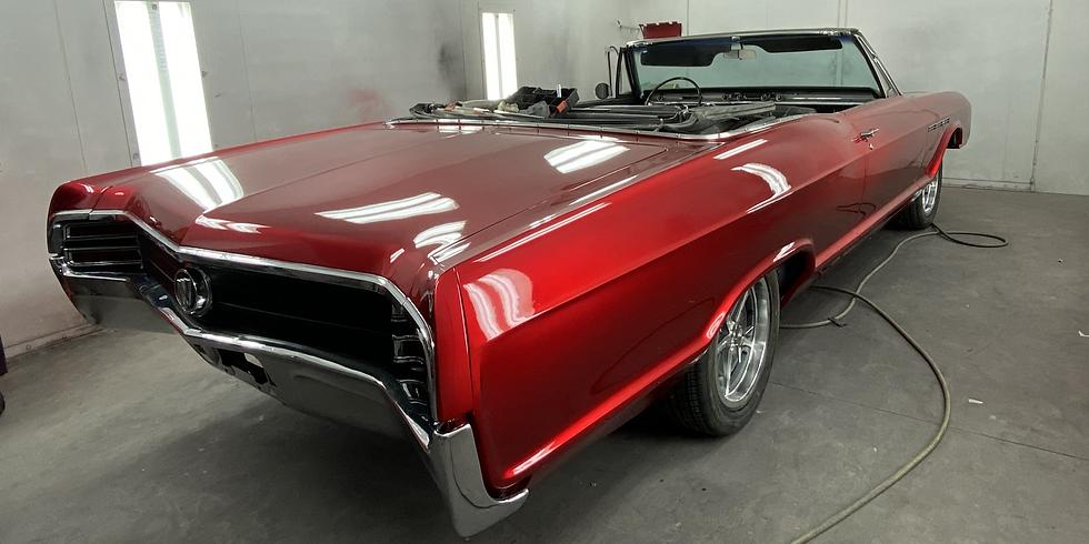 '66 Buick Wildcat Raffle Tickets
