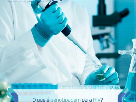 O QUE É GENOTIPAGEM PARA HIV?
