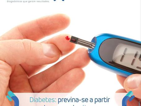 DIABETES: PREVINA-SE A PARTIR DO EXAME DE GLICOSE