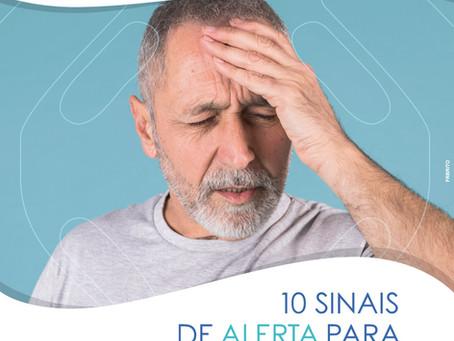 10 SINAIS DE ALERTA PARA A BAIXA IMUNIDADE