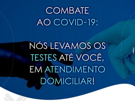 COMBATE AO COVID-19: