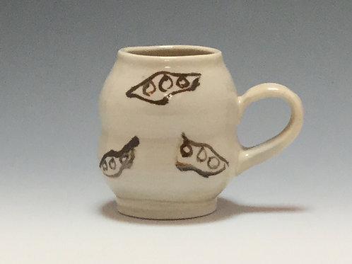 Large Mug, Porcelain