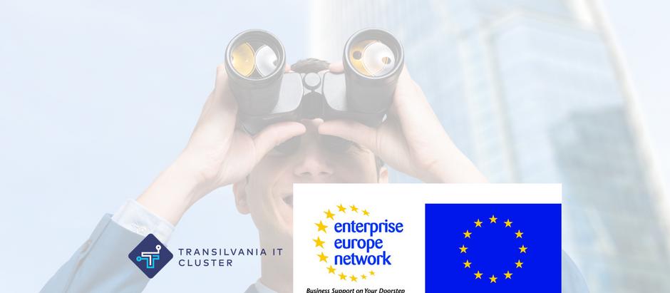 Enterprise Europe Network - Oportunități și Matchmaking (Iunie, 2021)