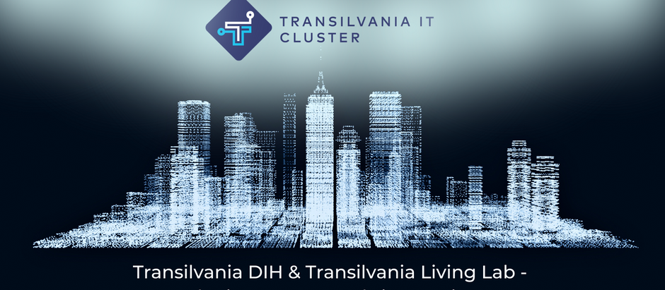 Transilvania DIH & Transilvania Living Lab -  the journey towards innovation
