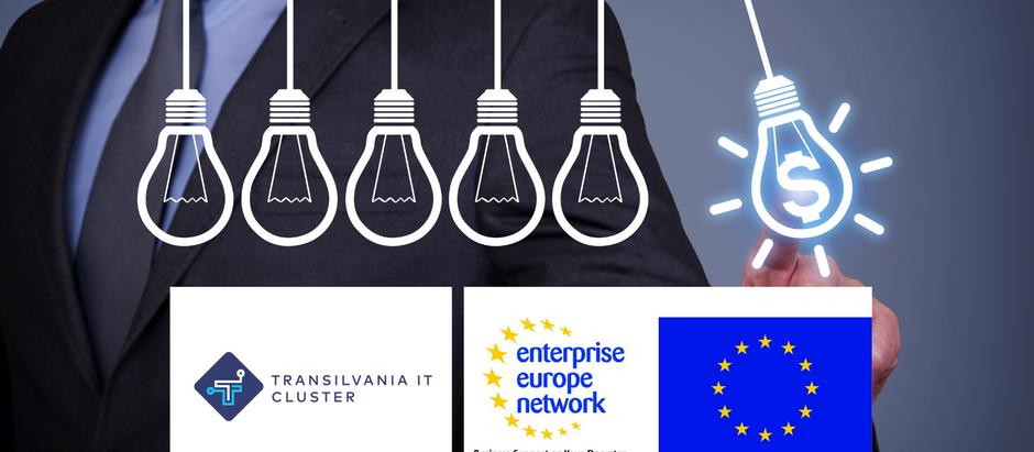 Enterprise Europe Network - Oportunitati - IUNIE 2021