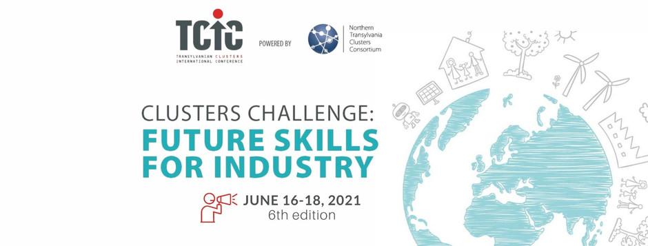 Transylvanian Clusters International Conference 2021 - ediția a VI - a