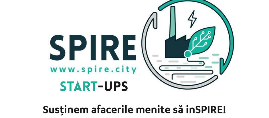 Programul de mentorat SPIRE START-UPS
