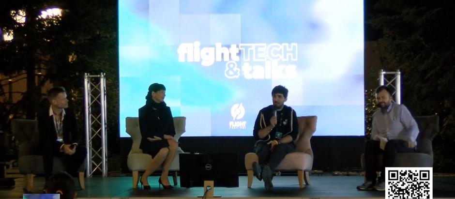 Let's talk tech! – FLIGHT TECH TALKS